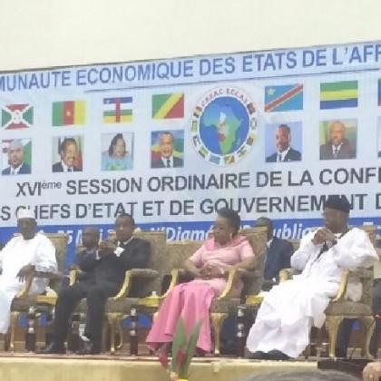 Ambitions affichées pour le 16ème sommet de la CEEAC