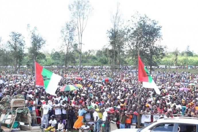 Burundi : la diaspora vote massivement pour le CNDD-FDD