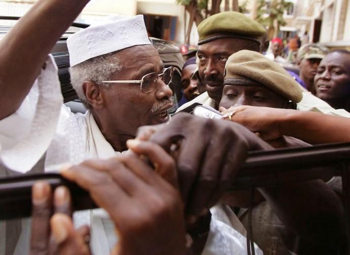 Report du procès de Hissène Habré