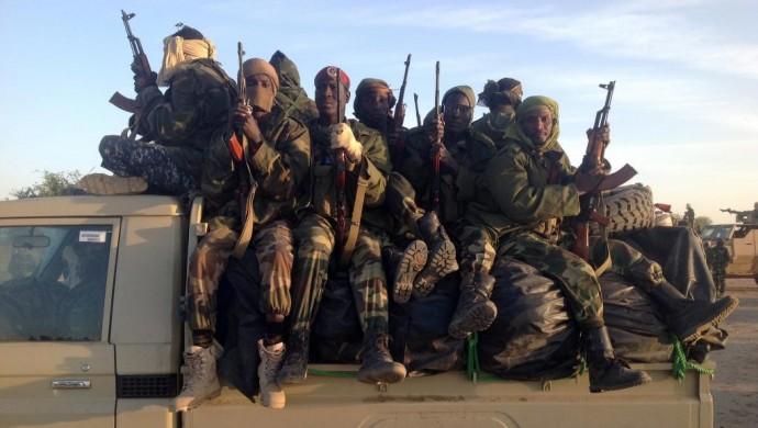 Vaste opération contre Boko Haram autour du lac Tchad