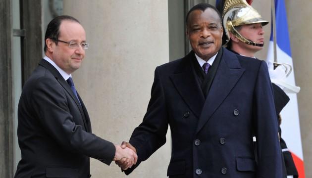 Une visite à Paris très positive pour Sassou-Nguesso