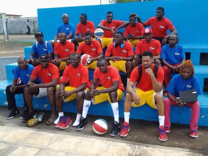 Centrafrique : la paix par le basket
