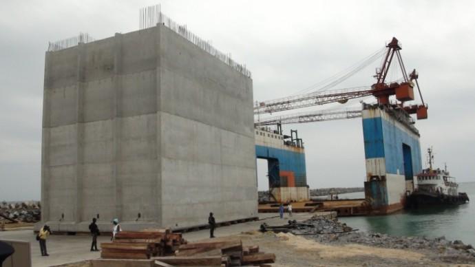 Bolloré remporte le contrat du terminal du Port de Kribi au Cameroun