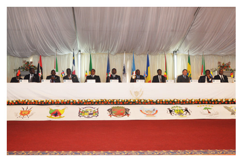 L'Angola caracole en tête du classement de la CEEAC