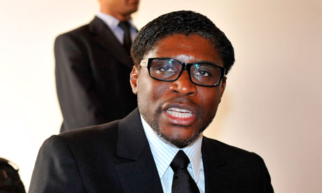 Fin de l'enquête sur Teodorin Obiang
