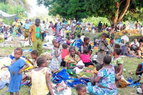 Plus de 14 000 réfugiés politiques burundais en RDC