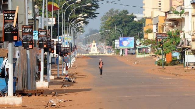 Retour à un calme relatif dans les rues de Bangui