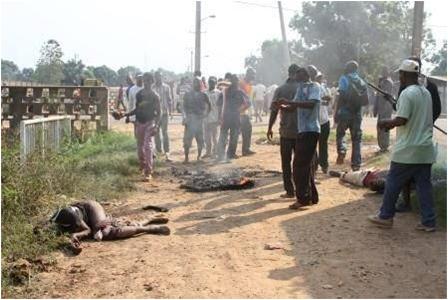 Centrafrique : enquête contre les auteurs des violences de Septembre