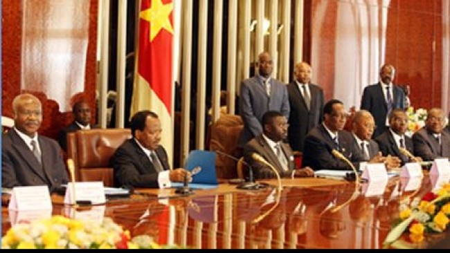 Un budget en hausse pour le Cameroun en 2016