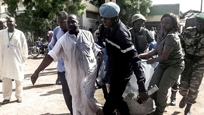 12 personnes tuées dans un attentat-suicide contre une mosquée au Cameroun