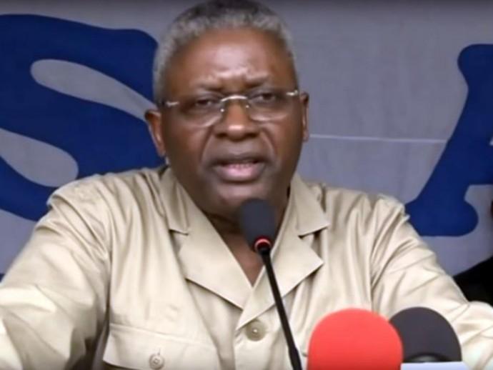 Présidentielles au Congo-Brazzaville : Tsaty Mabiala, candidat face à Sassou-Nguesso