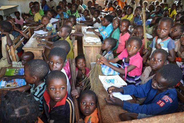 Scolarisation des enfants en Afrique : l'enjeu reste crucial