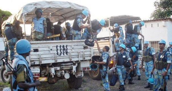 Scandale chez les Casques Bleus en Afrique