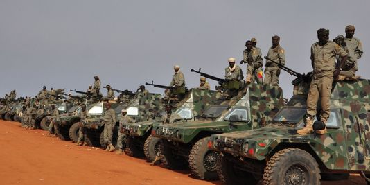 Retour de soldats tchadiens détachés à la lutte contre Boko Haram