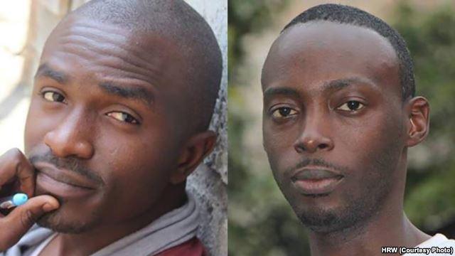 Fred Bauma et Yves Makwambala entament une grève de la faim