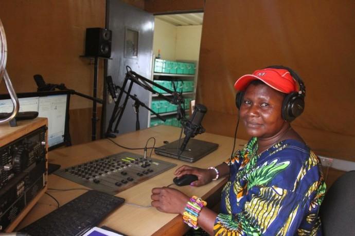 Centrafrique : des ondes radio contre la rébellion