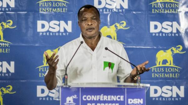 La Cour constitutionnelle confirme la victoire de Sassou