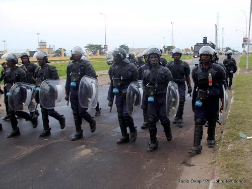RDC : le siège de l'Unafec, parti d'opposition, vandalisé