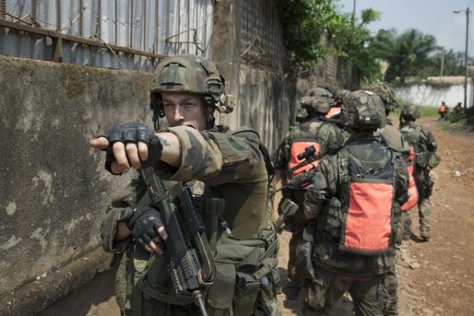 L'Europe va former l'armée centrafricaine