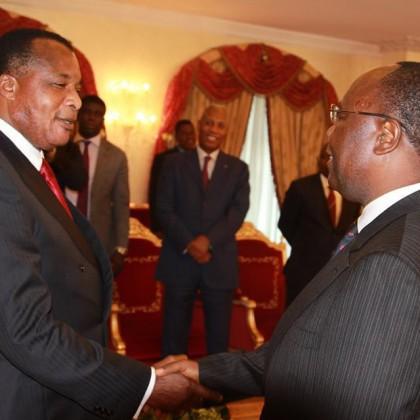 Denis Sassou-Nguesso nomme Clément Mouamba Premier ministre