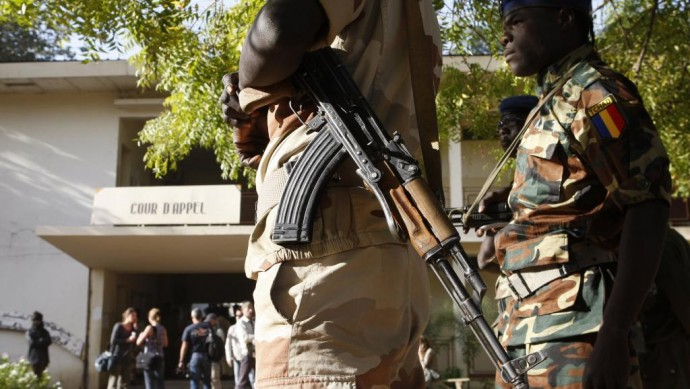 Tchad : Six mois de prison requis contre cinq activistes de la société civile