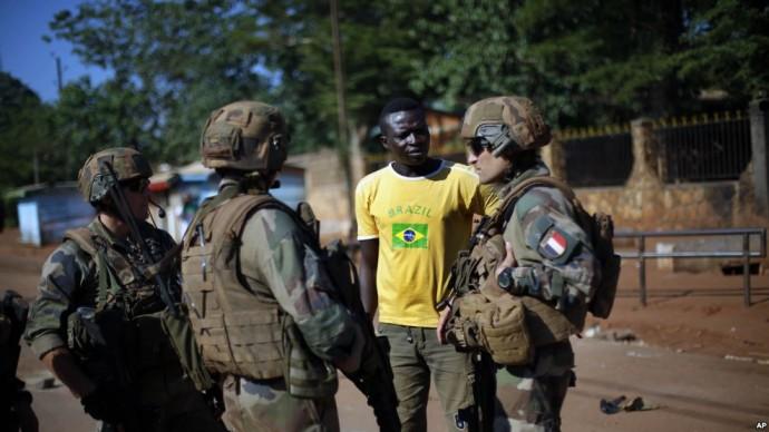 Centrafrique : procédure disciplinaire contre des soldats français accusés de sévices physiques