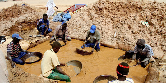 La RDC malade de son or