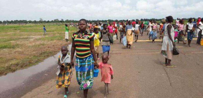 6.000 déplacés en Centrafrique après une recrudescence des violences