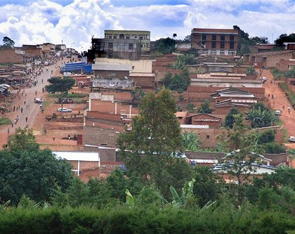 Une nouvelle capitale pour le Burundi ?