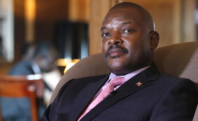 Rapport d'étape pour la <b>Commission nationale</b> de dialogue inter-burundais - Pierre-Nkurunziza