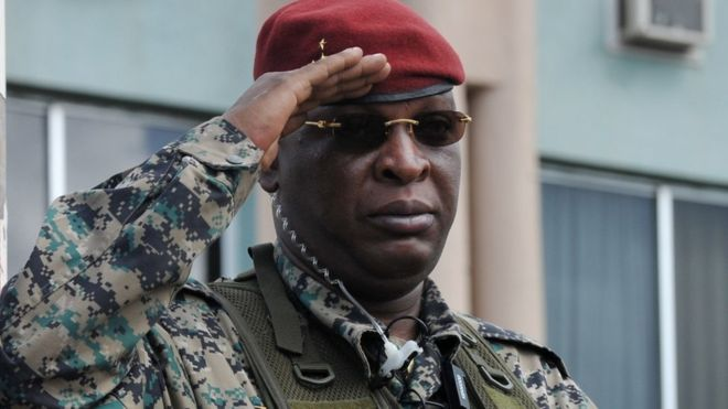 Sékouba Konaté envoyé au Tchad