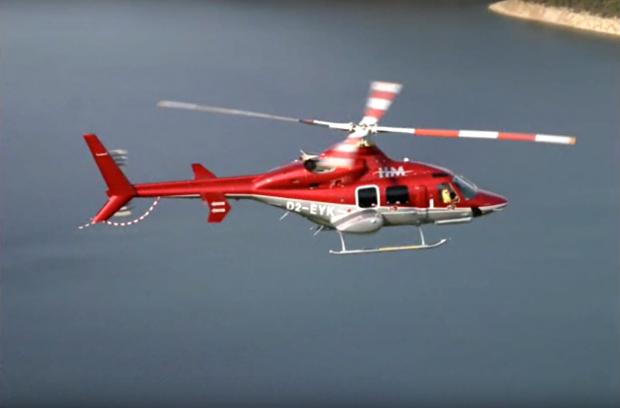 Crash meurtrier d'hélicoptère en Angola
