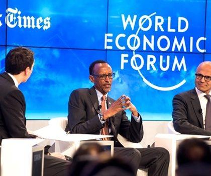 Paul Kagamé moque la « démocratie à l'occidentale »