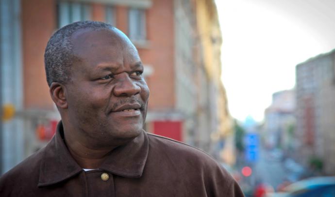 L'opposant Roger Lumbala rentre en RDC
