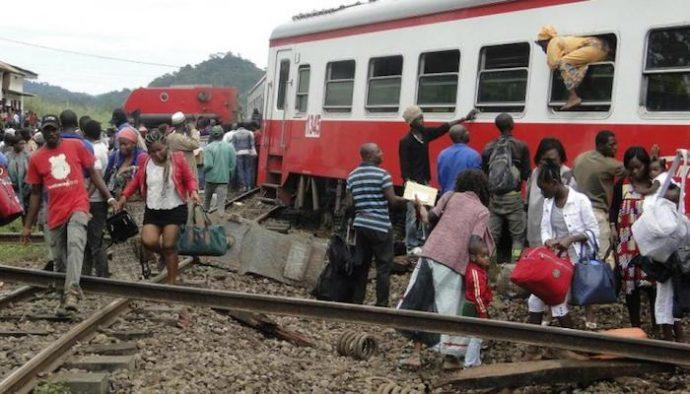 La Camrail pointée du doigt dans le déraillement de train à Eseka