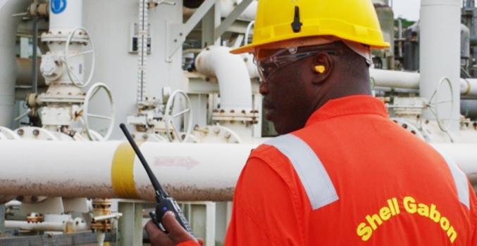 Grève générale chez Shell Gabon