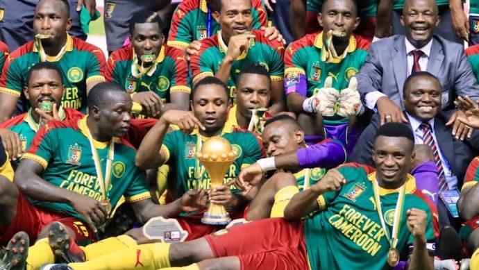 Le Cameroun remporte la CAN 2017