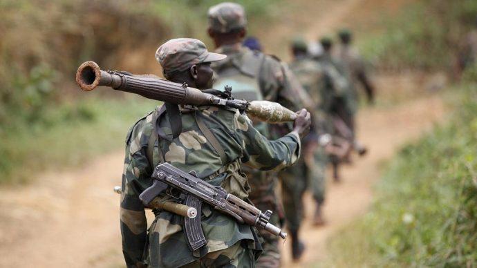 RDC : Sept soldats arrêtés après la vidéo scandale tournée au Kasaï-Central