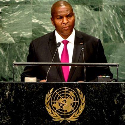 RCA : le plaidoyer du président Touadéra devant l'ONU
