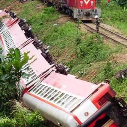 Catastrophe ferroviaire au Cameroun : lancement d'une instruction en France