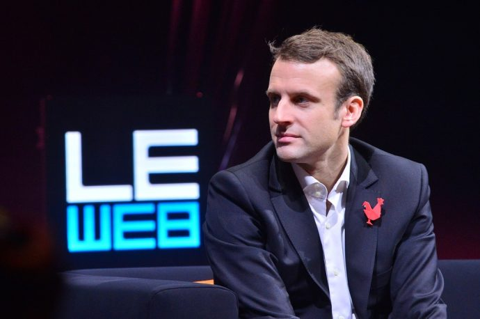 Emmanuel Macron doute d'Ali Bongo