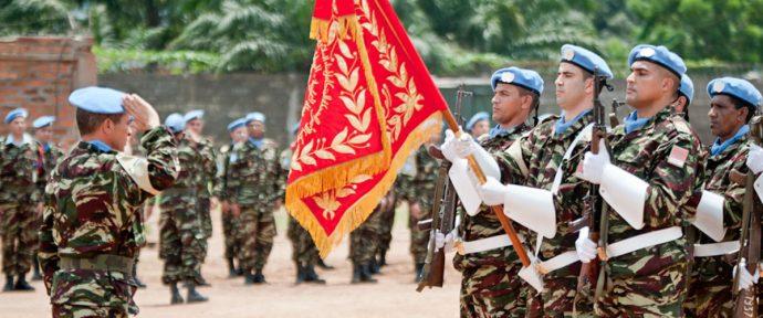 Un sixième casque bleu tué en Centrafrique