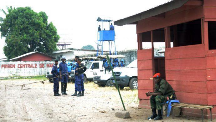 RDC : une nouvelle évasion, cette fois dans la prison de Kasangulu