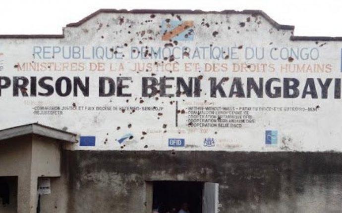 Attaque meurtrière à la prison de Beni