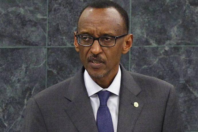 Course à trois pour la présidentielle rwandaise