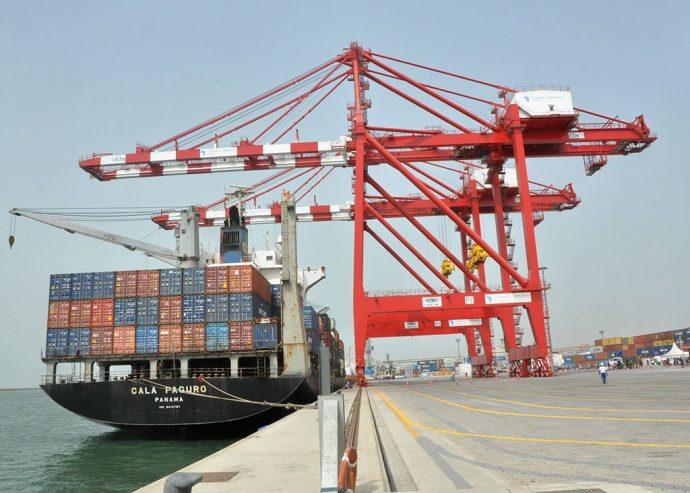 Concessions signées pour le port de Kribi