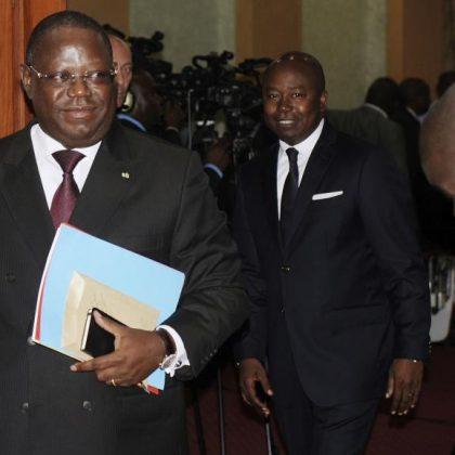 Gabon : nouveau gouvernement