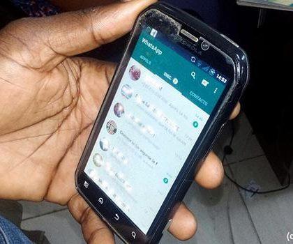 RDC :  le gouvernement a limité l'accès aux réseaux sociaux