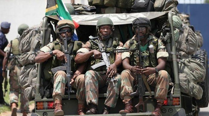 Risque d'insurrection armée au Cameroun ?
