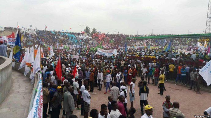 RDC : première mobilisation contre le nouveau calendrier électoral